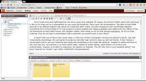 Scriptito word processor chromebook