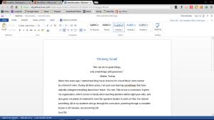 Word Chromebook web app office
